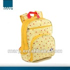 2012 Fashion cute canvas backpacks for girls