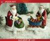 Christmas Santa Stocking Holder