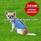 cooling pets dog clothes/pets cooling shirts