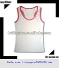 knitted cool sports girls sleeveless summer vest