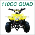 Air cooled 110cc Quad with Chain Drive