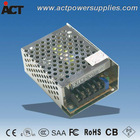 ACT 5V5A switching power supply 5v 12v 15v 24v