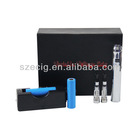 Electronic cigarette lava tube variable voltage from 3.0V to 6.0V Ecig-VV
