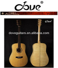 solid top and back&sides VD-39 NG best acoustic guitar