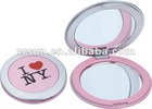 high quality plastic cosmetic mirror for promotional
