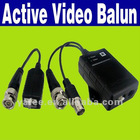 UTP Network Active Power Video Receiver Balun CAT5 to Camera CCTV BNC O-825