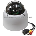 H. 264 D1 Vandal-resist IP Indoor dome network Camera