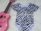Hot Selling!Animal Prints(Zebra/Leopard) Cotton Baby Body Suit Petti rompers baby girls ropmer suits