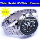 1280*960 HD Digital Video Watch,support Seperate Voice Recording