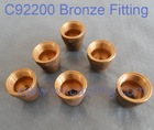 Bronze Pipe Fitting C92200