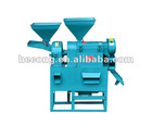 Paddy husker and wheat grinding machine