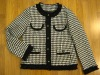 Ladies fashion polyster jacket