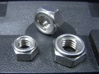 All Metal Hex Lock Nut