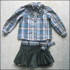 girl's fashion suit,child wear