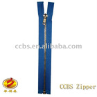 No. 3 Open End Brass Zipper