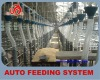 New design automatic livestock chain feeding system