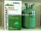 13.6kg/30lbs r22 refrigerant gas with high purity for sale