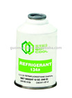 Refrigerant gas R134a in 340gram can