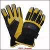 Highly Visible full finger Utility Safety Glove