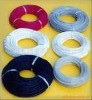 rubber insulated fixed installed wire
