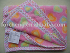 aby Blankets (Coral)