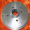 OPEL CORSA brake drum 90135504