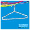 pearl clothes hanger, beaded hanger manufacturer