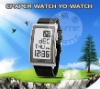 Hot sell curved Epaper fashion watch