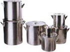 Stainless Steel Ware Set
