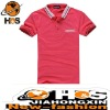 2012 100%cotton fashion polo shirt for men