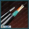 GYTC8S Multi-tube self-supporting 6 Core Fiber Optic Cable