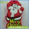 Santa Claus PVC usb flash drive