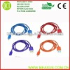 Alibaba sell colored micro usb cable for samsung,usb 2.0 cable(cable slitter)
