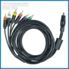 DVD component cable for PS3