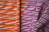 Yarn-dyed Spandex rib fabric