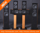 Music Infinity ART 1 Hi-Fi Home Theater Speakers