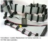 Wire to Board Insulation Displacement Connnectors Assemblied to IDC Flat Cable Assemblies