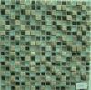 glass stone metal mix mosaic tile