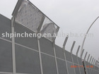 polycarbonate sheet sound barrier