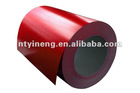 red color coated galvanized steel sheet