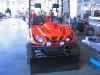 UTV 800cc with snow plough