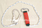 Safety rope/2m length safety string shock absorber