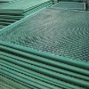 low carbon chain link fence panel/sheet