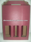 Professional High Quality Wine Kraft Paper Box