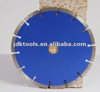 300mm Blue Small Diamond Saw Blade for Marble Cutting