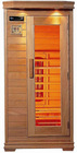 (Best-seller) Infrared Sauna with red glass heater