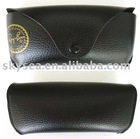 Fashion style PU Fashion glasses case(EC005)