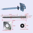 Wood Self Drilling Screw Nail Used On Tile And Roof