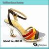 2013 fashion woman sandal,colorful woman sandal