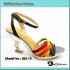 2013 fashion woman sandal,colorful woman sandal